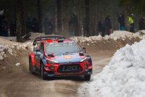 Zweden: Tânak op zucht van winst, Neuville klimt podium op