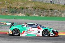 Monza : Honda met Baguette naar GT Open