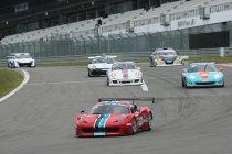 Belgen staan hun mannetje in races Supercar Challenge op Nurburgring