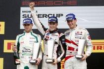 Porsche Supercup: Hongarije: Sven Muller vijfde winnaar in evenveel races