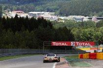 24H Spa: Na 22H: BMW voelt hete adem van Audi en Mercedes