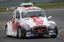 VW Fun Cup: 12 Uren Mettet : Martin Leburton op pole position