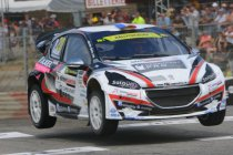 Ook Pailler Competition met twee Peugeot's Supercar richting European RX