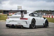 Manthey's imposante Porsche 911 GT3 Cup MR geweigerd voor Belcar