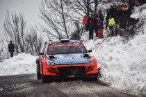 WRC: Slecht rapport voor Belgen in Monza