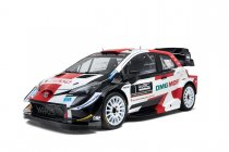 WRC: Toyota in een nieuw, maar vertrouwd kleedje