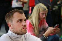 Laurens Vanthoor naar de testdag voor de 24 uren van Le Mans