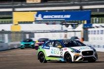 Berlijn: Derde overwinning voor Caca Bueno in Jaguar I-Pace eTrophy