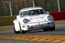 Spa Summer Classic: Luc Moortgat parkeert zijn Porsche op de pole