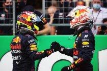 Verenigde Staten: Verstappen en Hamilton op de eerste startlijn