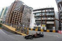 Macau F3: Kwalificatierace: Zege voor Felix Rosenqvist