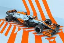 Monaco: McLaren met speciale kleurstelling