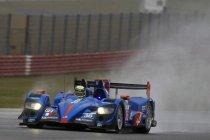 3H Silverstone: Jota Sport Zytek primus tijdens vrije trainingen