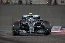 Abu Dhabi: Bottas snelst in eerste vrije sessie