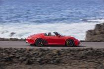 Nieuwe Porsche 911 Speedster Limited Edition gaat in productie