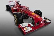 Ferrari presenteert nieuwe F1-bolide voor 2013 (+ Foto's)