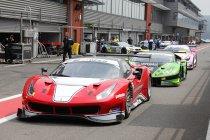 GT Open: Meeting in Spa-Francorchamps twee weken vroeger