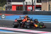 GP Frankrijk: Max Verstappen slaat terug in tweede vrije training