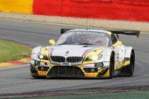 24H Spa: Marc VDS blijft snelste in de namiddag