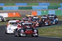 Jac Motors beperkt schade in Magny-Cours, podium voor Clubsport en pech voor Verhaeren
