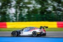 24H Spa: Niet respecteren van de track limits zorgt voor stilleggen van de testsessie