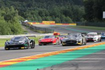 Zes manches voor de Blancpain GT Sports Club in 2017