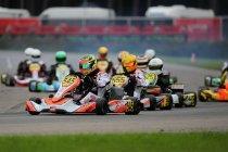 Volop strijd tijdens BNL Karting Series Kick-Off 2.0 in Genk