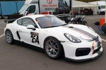 American Festival: QSR Racing School met Porsche Cayman GT4