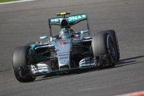 Mexico: Nico Rosberg vooraan bij vrije trainingen