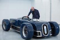 Zoute GP: De Krugger FD of als een auto bouwen kunst wordt