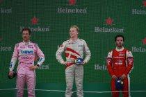Monza: Larry ten Voorde heeft eerste zege beet