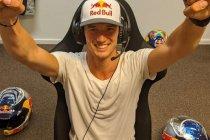 Timmy Hansen wint eerste virtuele Race of Champions
