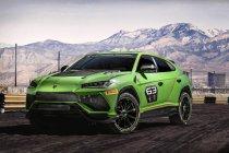 Lamborghini presenteert Urus ST-X Concept
