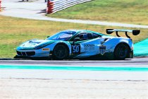 Misano: Christian Hook en Reno Moller winnaars in GT Sports Club