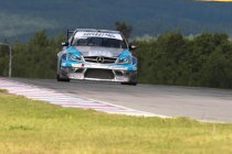 Brno: Thomas Biagi (Mercedes) op pole