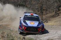 WRC Mexico: Sordo verrassende leider, Neuville ondergaat