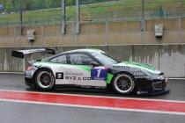Spa: Perera en Giauque winnen verregende tweede race