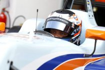 FIA F3: Hungaroring testdagen: Felix Rosenqvist maakt favorietenrol waar