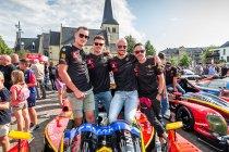 Belcar Race Day: Deldiche Racing van drie naar twee wagens
