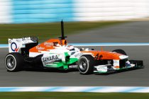 James Rossiter gaat Force India VJM06 testen