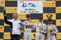 Spielberg: BMW lukt hattrick - winnaar Spengler nieuwe leider