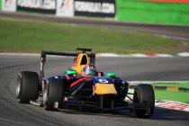 GP3: Monza: Daniil Kvyat wint hoofdrace en wordt titelkandidaat