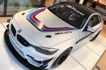 Ook Boutsen Ginion Racing zet zinnen op EK GT4
