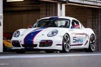 Win twee raceopleidingen met een Porsche GT4 bij Thems Racing by Powercars!