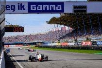 FR 2.0 NEC: Assen: Geen geluk voor Dries Vanthoor in race 2
