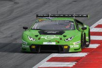Hankook 12H Red Bull Ring: GRT Grasser Racing Team leidt na eerste deel