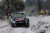 Rally Zweden: Ogier leider na eerste dag – Neuville kent pech