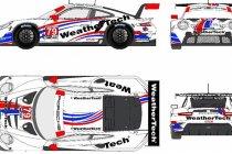 Toch een Porsche 911 RSR in het IMSA-kampioenschap dit jaar