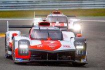 6H Spa: Toyota en Porsche op pole