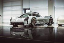 Porsche Unseen: 15 nooit vertoonde designstudies